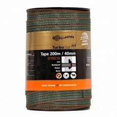 Gallagher Turbostar Lint 40mm Groen 200m