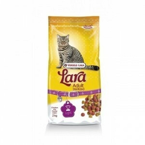 Versele-Laga Lara adult sterilized with chicken 2kg